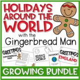 Holidays Around the World: GROWING BUNDLE
