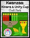 Kwanzaa Crafts: Kinara, Unity Cup (Holidays Around the World)