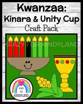 Kwanzaa Crafts for Kindergarten: Kinara, Unity Cup ...