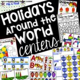 Holidays Around the World Christmas Around the World - Preschool & Kindergarten