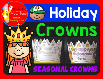 Holidays Crowns