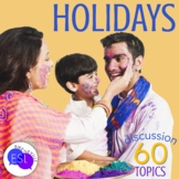 Holiday Themed Discussion Topics