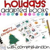 Holidays Interactive Comprehension Book Pack