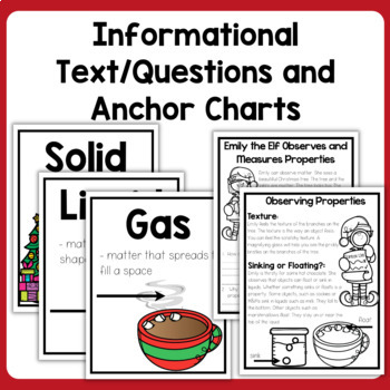 Solids, Liquids, and Gases: A Holiday Investigation {Holidays Matter}