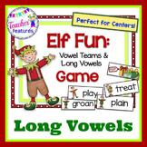 Santa's Workshop Elf Game VOWEL TEAMS