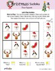 Holidays Picture Sudoku Puzzles