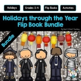 Holidays Through the Year Flip Book Ultimate Bundle