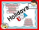 Holidays USA
