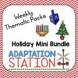 Holidays Weekly Pack Mini Bundle PRE-SALE