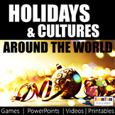 Holidays and Cultures Around the World Bundle