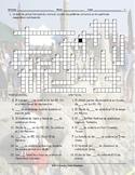 Holidays and Festivals Around the World Spanish Crossword Puzzle