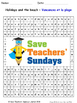 Holidays and The Beach in French Worksheets, Games, Activities and Flash Cards