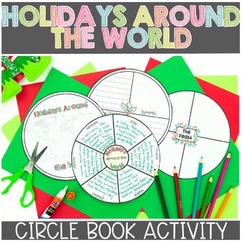 Holidays around the World Circle Book (or Christmas)