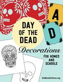 Holidays around the World: Day of the Dead / Día de los Muertos ~ Decorations
