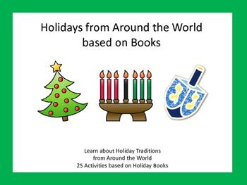 Christmas Around the World: Holidays from Around the World