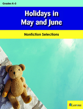 Holidays in May and June