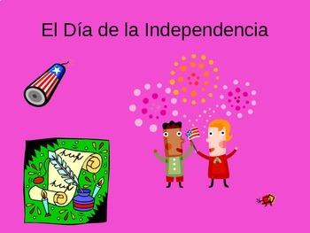 Holidays in Spanish Los Dias de fiesta Power Point PPT