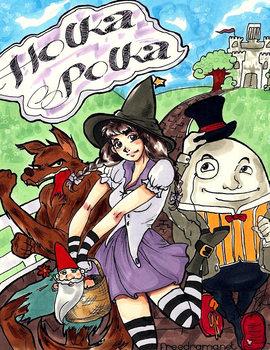Holka Polka (a fairy tale mystery)