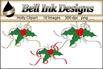 Holly Clipart