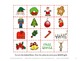Holly Days Word and Vocabulary Play