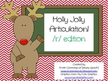 Holly Jolly Articulation! /r/ edition