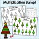 Holly Jolly BUMP!  Christmas Bump Freebie - Addition & Multiplication