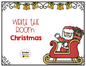 Write the Room: Christmas