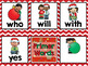 Holly Jolly Holiday Sight Word Game - ALL 220 Dolch Words!