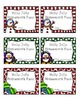 Holly Jolly Homework Pass Freebie