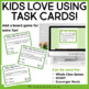 Free Holly Jolly Homophone Task Cards for 3rd - 5th Grade
