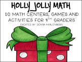 Holly Jolly Math