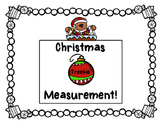 Holly Jolly Measurement- Christmas Measurement Freebie