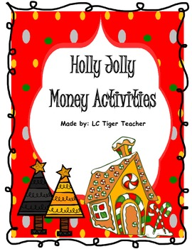 Holly Jolly Money Activities and Centers