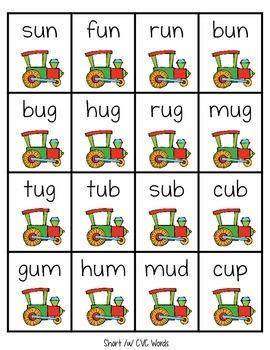 Holly Jolly Roll Say Keep: Editable Alphabet, CVC & Sight Word Fun (CC Aligned)