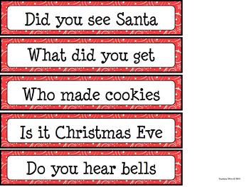 Holly Jolly Skills- A Christmas ELA Unit