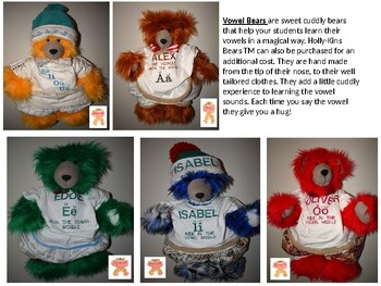 Holly-Kins Bears (TM) Story Adventures