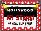 Hollywood AR Stars! AR Goal Chart