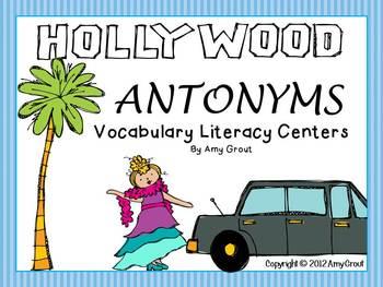 Hollywood Antonyms