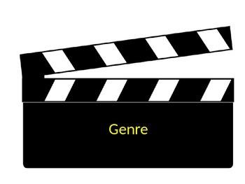 Hollywood Clapboard Editable