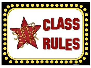 Hollywood Class Rules
