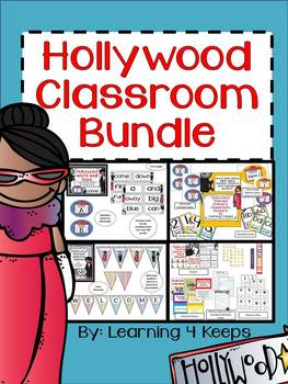 Hollywood Classroom Bundle