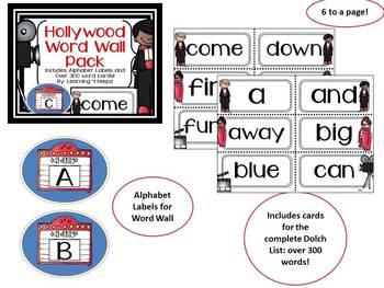 Hollywood Classroom Bundle