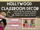Hollywood Classroom Decor