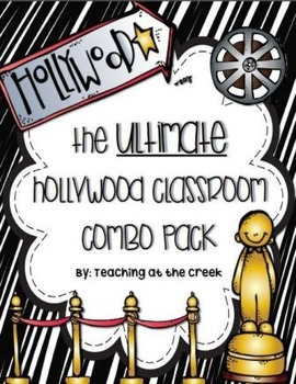Hollywood Classroom Combo Pack