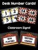 Hollywood Classroom Decor Pack!
