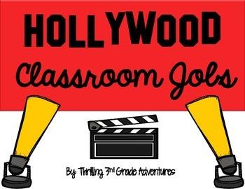 Hollywood Classroom Job Titles