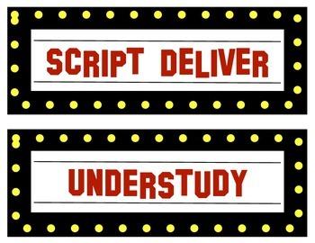 Hollywood Classroom Jobs