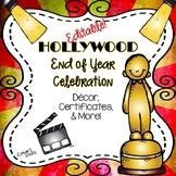 Hollywood End of Year Celebration & Awards BUNDLE