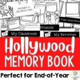 Hollywood Theme:  End-of-Year Memory Book
