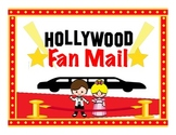 Hollywood Fan Mail sign